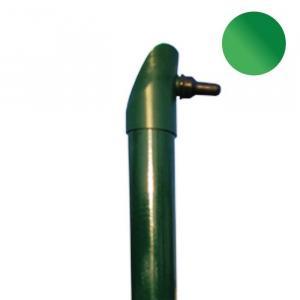 Vzpera zelená (vrátane komponentov) Vzpera priemer:38mm výška:2,3m