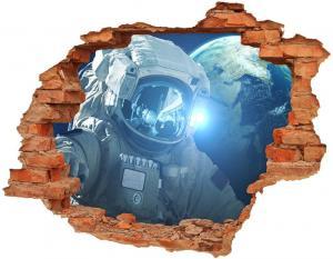 WALLMURALIA Foto fotografie diera na stenu Kozmonaut 90x70 cm