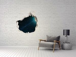 WALLMURALIA Foto fotografie diera na stenu Vesmír 75x75 cm