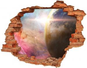 WALLMURALIA Foto fotografie diera na stenu Vesmír 90x70 cm