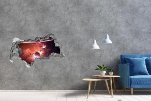WALLMURALIA Foto fotografie diera na stenu Vesmír 95x73 cm