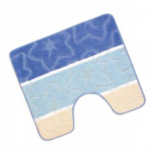 WC predložka 50x60cm modrý orion