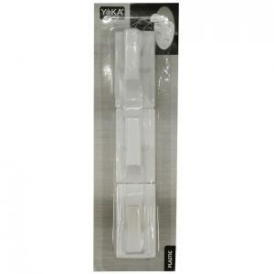 Whi 3 rct plastový vešiak pg.whi 3