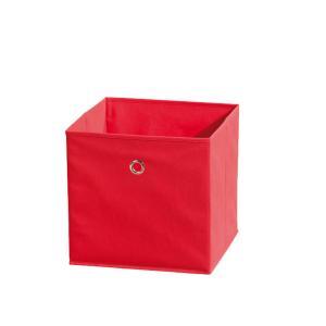 WINNY textilný box, červený