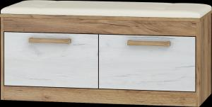 WIP Botník Maximus MXS-38 Farba: Craft zlatý / craft biely / eco béžová