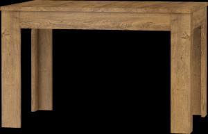 WIP Jedálenský stôl Maximus MXS-35 Farba: dub burgund