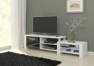 WIP TV stolik Orion Farba: Dub sonoma svetlý / dub sonoma tmavý