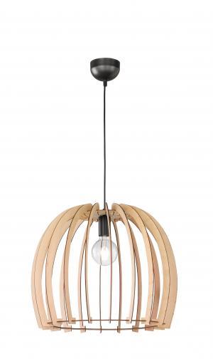 WOOD | závesná lampa so škandinávskym dizajnom