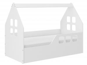 WT Detská posteľ domček Ruby 160x80 Strana: Ľavá