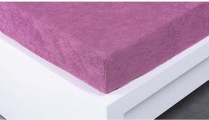 XPOSE ® Froté plachta 180 × 200 cm Exclusive – orgovánová