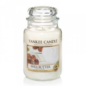 YANKEE CANDLE 1332212 SVIECKA SHEA BUTTER/VELKA