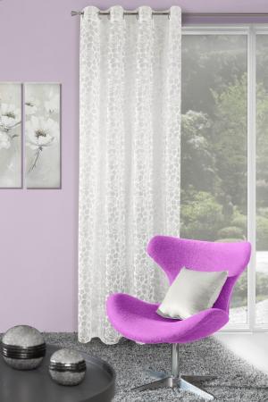 Záclona 140x250 cm - Eurofirany - Caren (biela). Akcia -8%. Sme autorizovaný predajca Eurofirany.