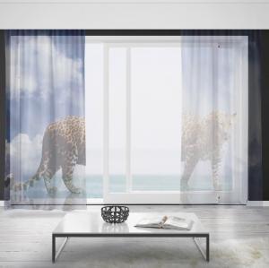 Záclony Gepard (Rozměr záclony: 150x250)