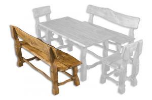 Záhradná lavička - Drewmax - MO101. Sme autorizovaný predajca Drewmax.