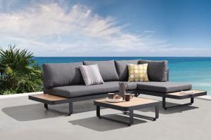 Záhradná rohová zostava HIGOLD - Carribean Corner Lounge Olefin