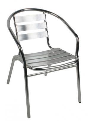 Zahradná stolička Fabiola