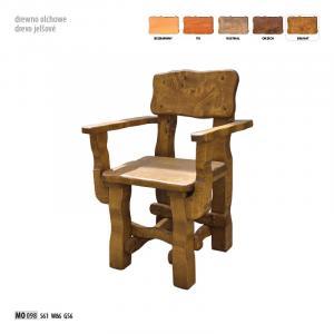 Záhradná stolička MO-098