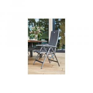 Záhradná stolička vo farbe xerix Hartman Aruba