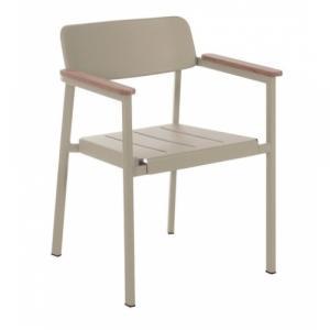 Zahradní židle Shine arm