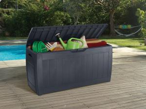 Záhradný úložný box HOLLYWOOD 270L Keter Grafit