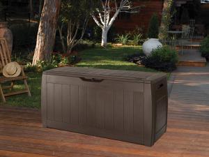 Záhradný úložný box HOLLYWOOD 270L Keter Hnedá