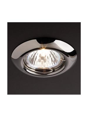 Zápustné - podhľadové svietidlo REDO ELC 307 CHROME BLACK 70152