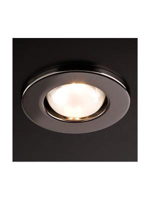 Zápustné - podhľadové svietidlo REDO FR 39 BLACK CHROME  70217