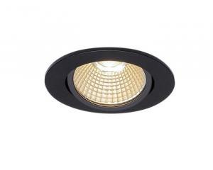 Zápustné - podhľadové svietidlo SLV NEW TRIA 68 LED kruhová sada  114380