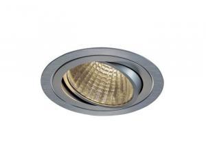 Zápustné - podhľadové svietidlo SLV NEW TRIA DL kruhová sada 114276
