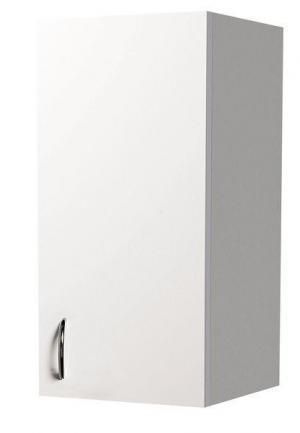 Závesná horná skrinka EKO, biela , 30x60x30cm