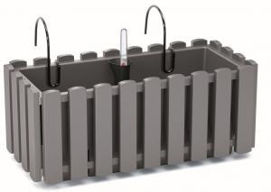 Závěsný truhlík BOARDEE FENCYCASE W šedý