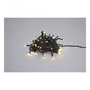 Zelená svetelná LED reťaz Markslöjd Sken, 200 svetielok, dĺžka 15 m