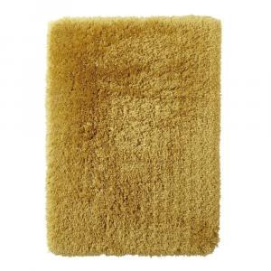 Žltý ručne tuftovaný koberec Think Rugs Polar PL Yellow, 120×170 cm