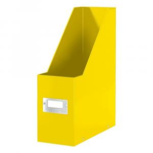 Žltý stojan na dokumenty Leitz Office