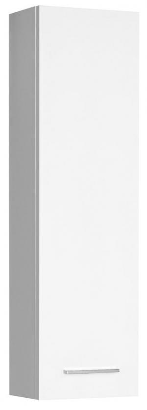 Zoja 45462 horná skrinka k zrkadlu, 20x70x14 cm, biela