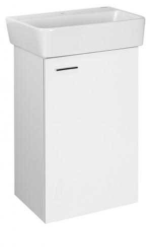 Zoja 56375 umývadlová skrinka 46,5x72x35,6 cm, biela