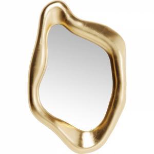 Zrcadlo Hologram Gold 119×76 cm