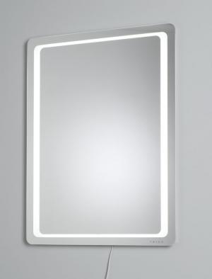 Zrkadlo FIRKANTER LED - 60x80x3