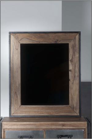 Zrkadlo PANAMA – 82 × 3 × 97 cm