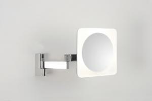Zrkadlo s osvetlením ASTRO Niimi Square Mag.Mirror 1163002