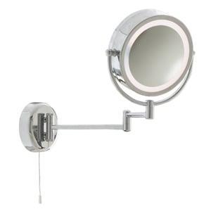 Zrkadlo s osvetlením SearchLight BATHROOM LIGHTS 11824