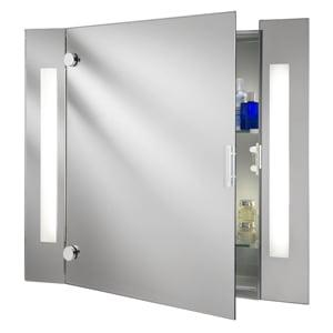 Zrkadlo s osvetlením SearchLight BATHROOM LIGHTS 6560