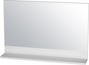 Zrkadlo s poličkou L 120 - C