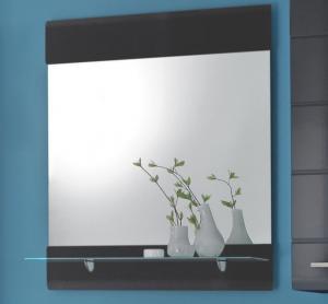 Zrkadlo s policou Chrome