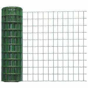 Zvárané pletivo Promo zelené 1,5 x 10 m 7061998