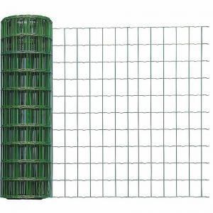 Zvárané pletivo Promo zelené 75 x100 mm 100 cm 10 m 7061290