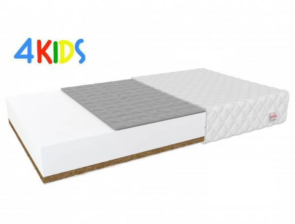 Jaamatrac Obojstranný detský matrac Bambino Console 180x80
