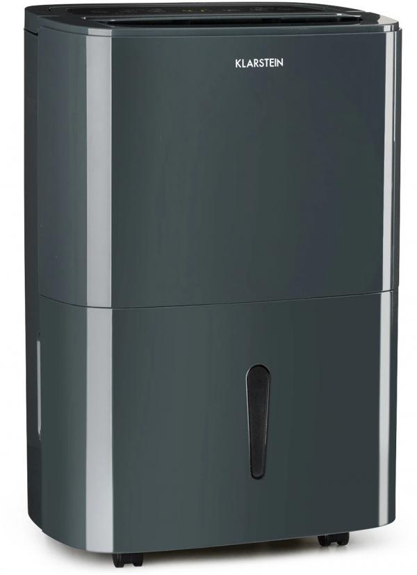 Klarstein DryFy 20, odvlhčovač vzduchu, 420 W, 20 l/24 h, 230 m³/h, 40 - 50 m², DrySelect, 45 dB, sivý
