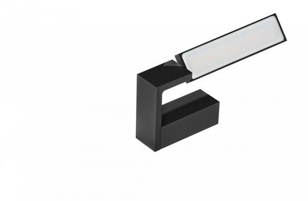 Kúpeľňové svietidlo AZZARDO Dalen 4000K black AZ2961