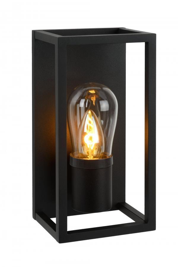 Kúpeľňové svietidlo LUCIDE CARLYN  Čierna 27200/01/30